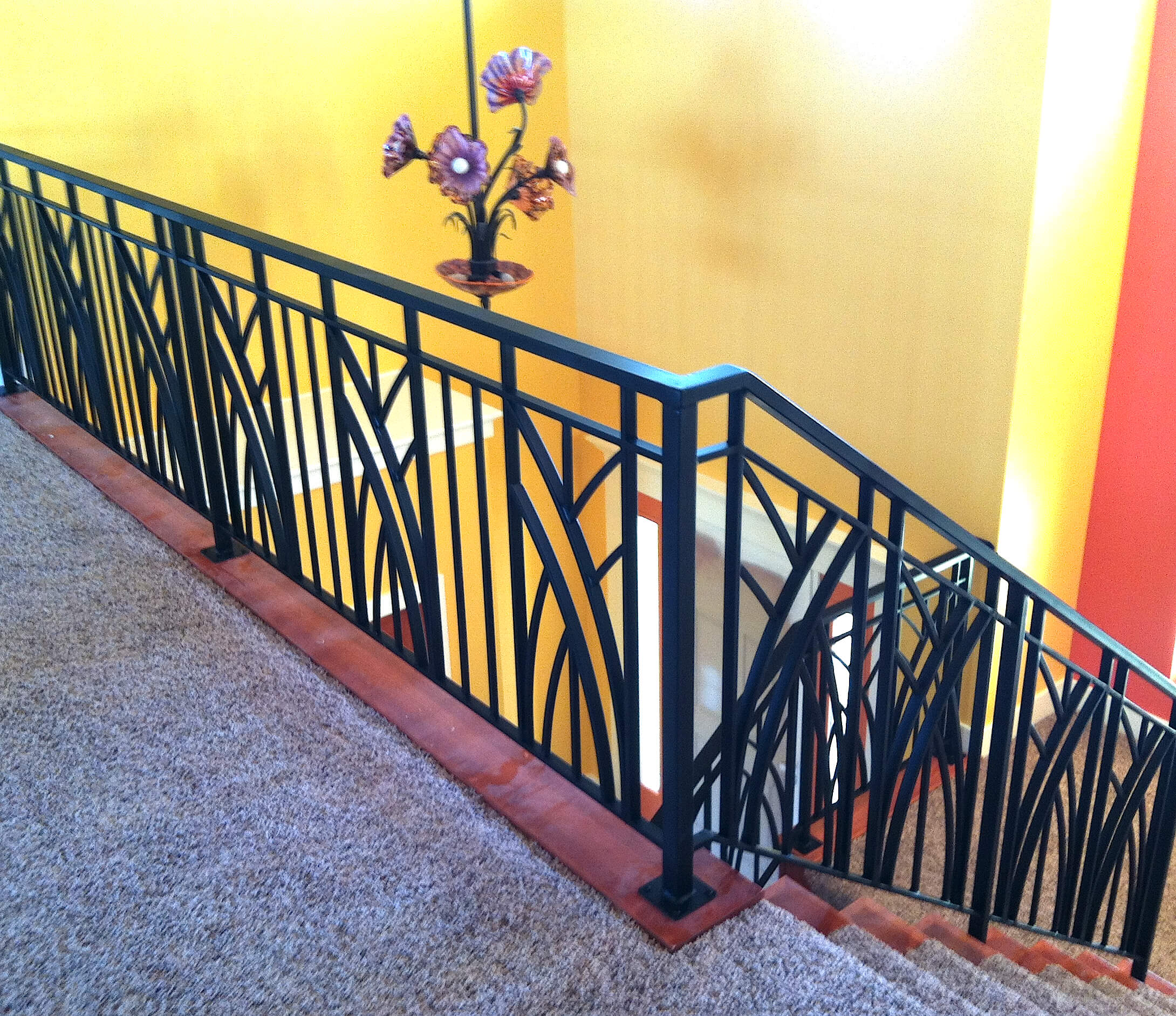 Iron Railings, Fences, Gates Custom-Designed for Your Home